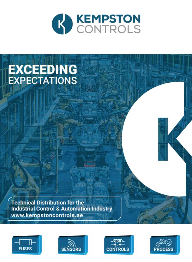 Brochure | Kempston Controls LLC Electronic Components